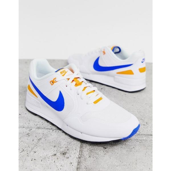 ナイキ Nike メンズ スニーカー シューズ・靴 Air Pegasus '89 trainers in white White fermart-shoes