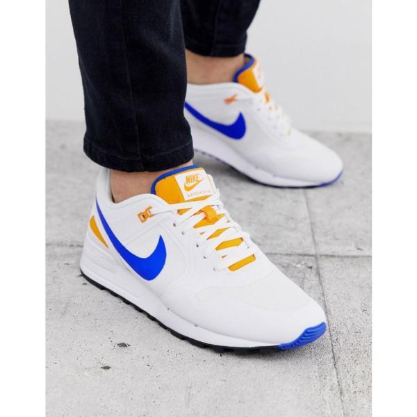 ナイキ Nike メンズ スニーカー シューズ・靴 Air Pegasus '89 trainers in white White fermart-shoes 02