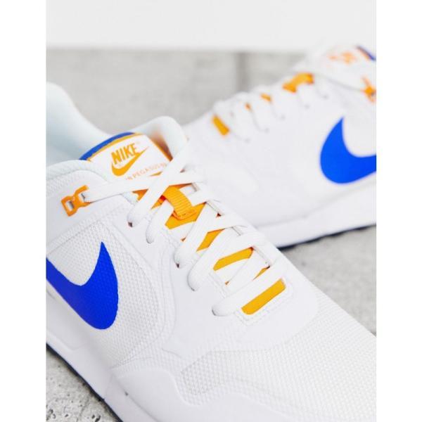 ナイキ Nike メンズ スニーカー シューズ・靴 Air Pegasus '89 trainers in white White fermart-shoes 04