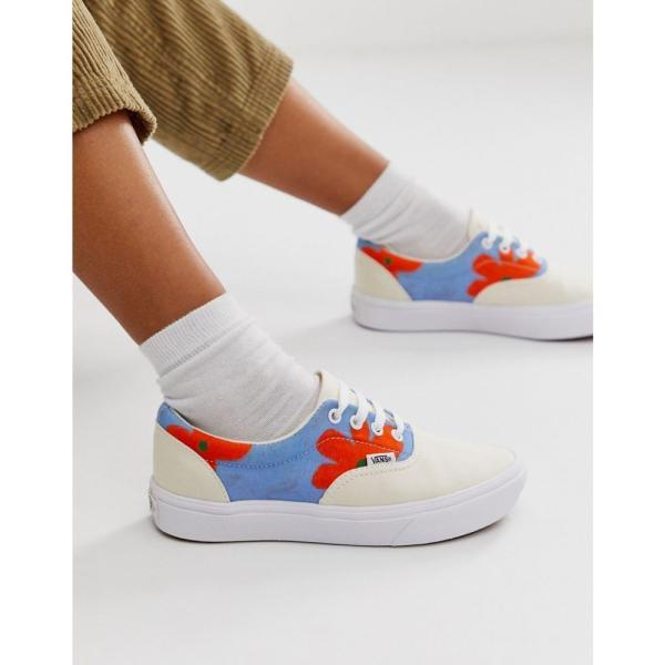 ヴァンズ Vans レディース スニーカー シューズ・靴 x ines comfycush era trainers|fermart-shoes
