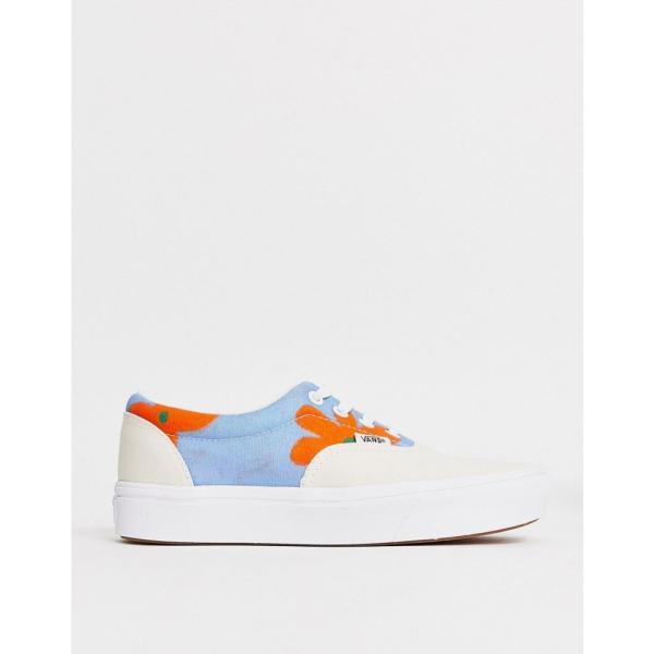 ヴァンズ Vans レディース スニーカー シューズ・靴 x ines comfycush era trainers|fermart-shoes|04
