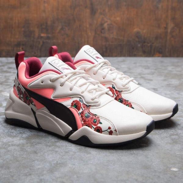 プーマ Puma レディース スニーカー シューズ・靴 x Sue Tsai Nova Cherry Bombs pink / powder puff / black