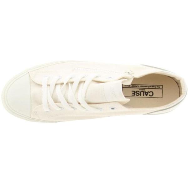 コーズ Cause メンズ シューズ・靴 カジュアルシューズ Cause Side Zip Low fermart-shoes 04