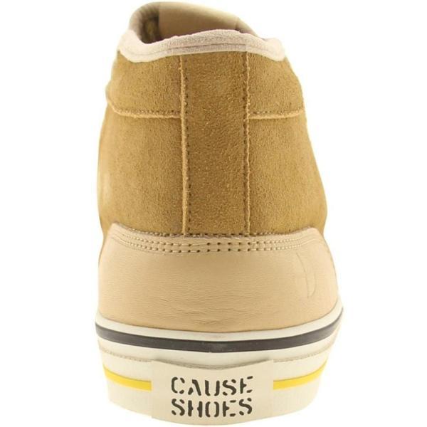 コーズ Cause メンズ シューズ・靴 カジュアルシューズ Cause Middle Cut Chukka|fermart-shoes|02