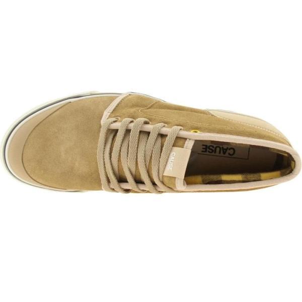 コーズ Cause メンズ シューズ・靴 カジュアルシューズ Cause Middle Cut Chukka|fermart-shoes|04