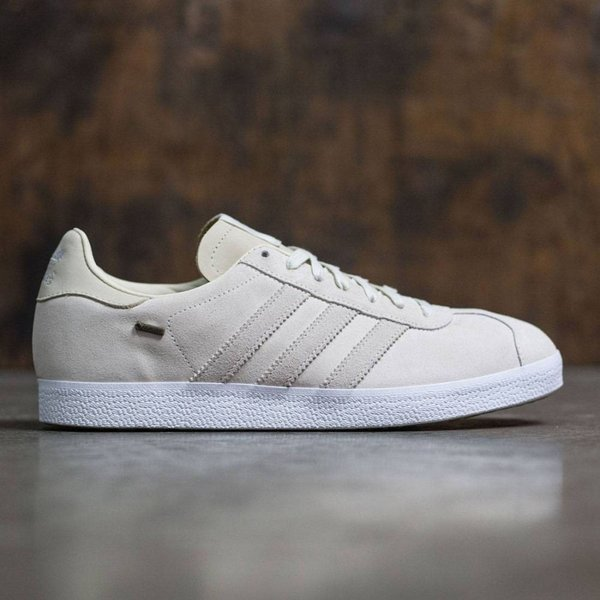 アディダス メンズ スニーカー シューズ・靴 Adidas Consortium x Saint Alfred Gazelle OG GTX white / off white / chalk white|fermart-shoes