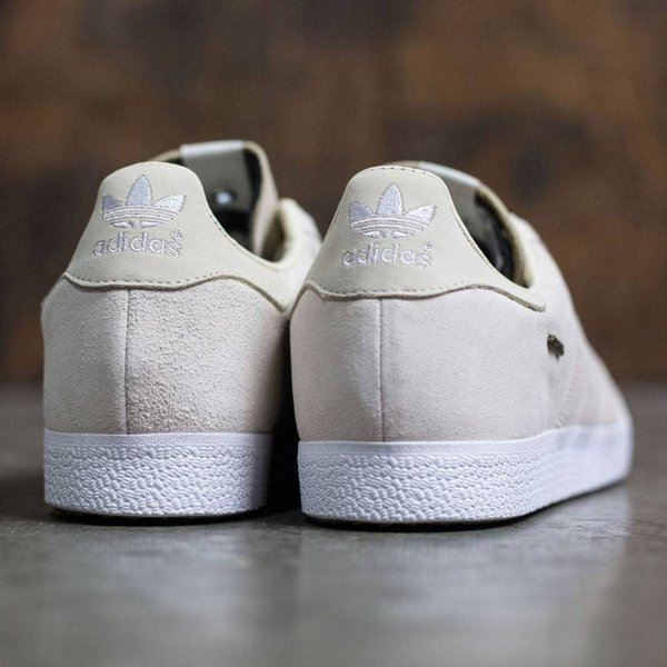 アディダス メンズ スニーカー シューズ・靴 Adidas Consortium x Saint Alfred Gazelle OG GTX white / off white / chalk white|fermart-shoes|02