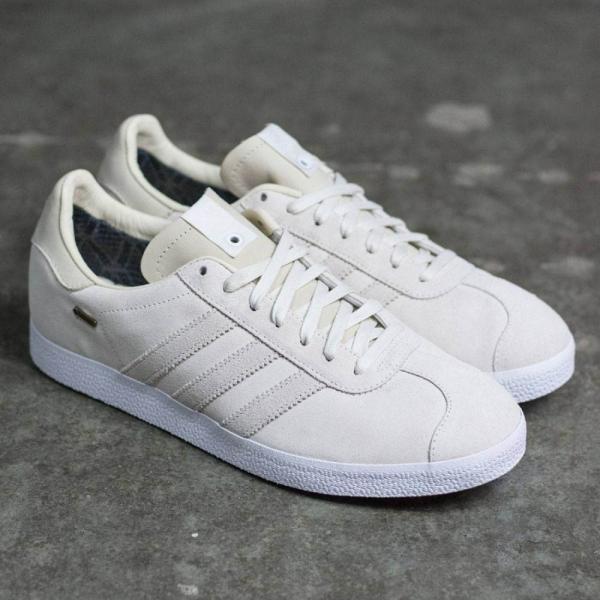 アディダス メンズ スニーカー シューズ・靴 Adidas Consortium x Saint Alfred Gazelle OG GTX white / off white / chalk white|fermart-shoes|03