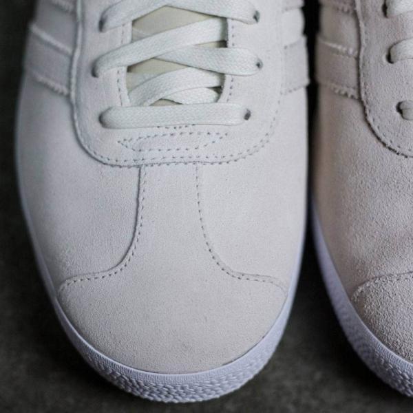 アディダス メンズ スニーカー シューズ・靴 Adidas Consortium x Saint Alfred Gazelle OG GTX white / off white / chalk white|fermart-shoes|04