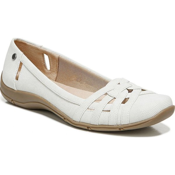 ライフストライド LifeStride レディース スリッポン・フラット シューズ・靴 Diverse Flats Light Grey
