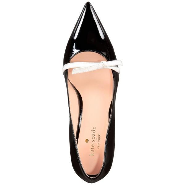 ケイト スペード kate spade new york レディース パンプス シューズ・靴 Viola Pumps Black Patent