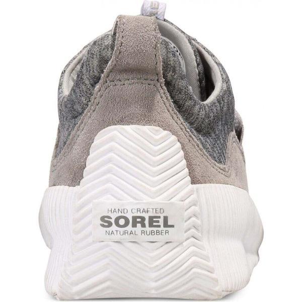 ソレル Sorel レディース スニーカー シューズ・靴 Out N About Plus Waterproof Sneakers Dove|fermart-shoes|03