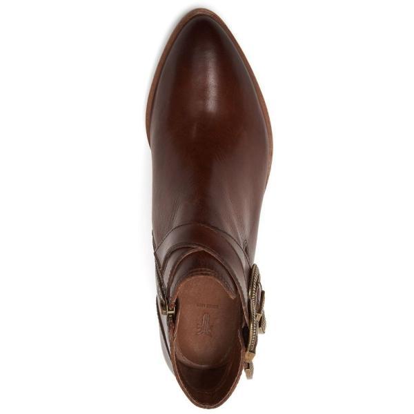 フライ Frye レディース ブーツ シューズ・靴 Ray Ankle Booties Cognac