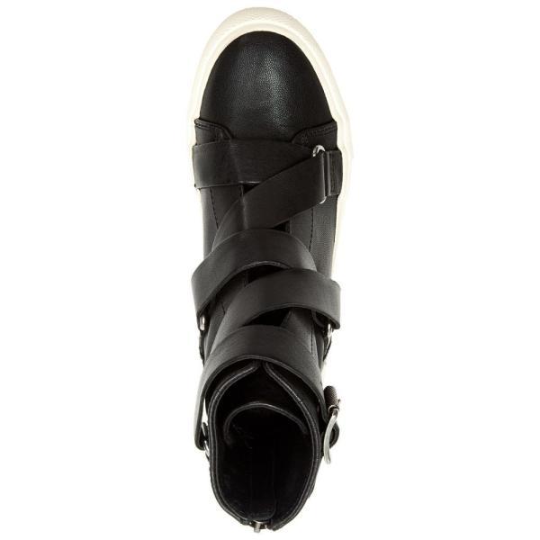 フライ Frye レディース スニーカー シューズ・靴 Gia Moto High Top Sneakers Black