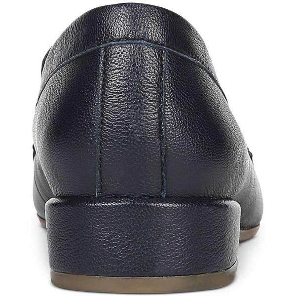 フランコサルト Franco Sarto レディース ローファー・オックスフォード シューズ・靴 Zelda Pointed-Toe Loafers Navy