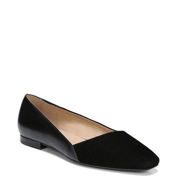 ナチュラライザー Naturalizer レディース スリッポン・フラット シューズ・靴 Keiva Flats Black
