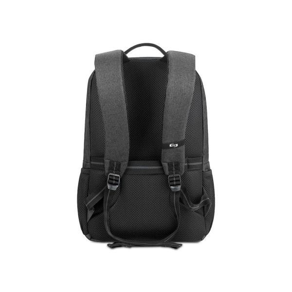 ソロ Solo メンズ バックパック・リュック バッグ Bowery Computer Backpack Gray
