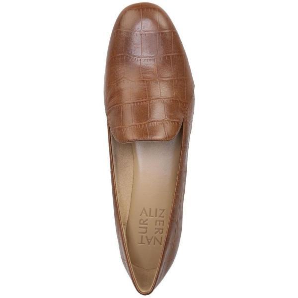 ナチュラライザー Naturalizer レディース スリッポン・フラット シューズ・靴 Emiline Flats Maple Croco
