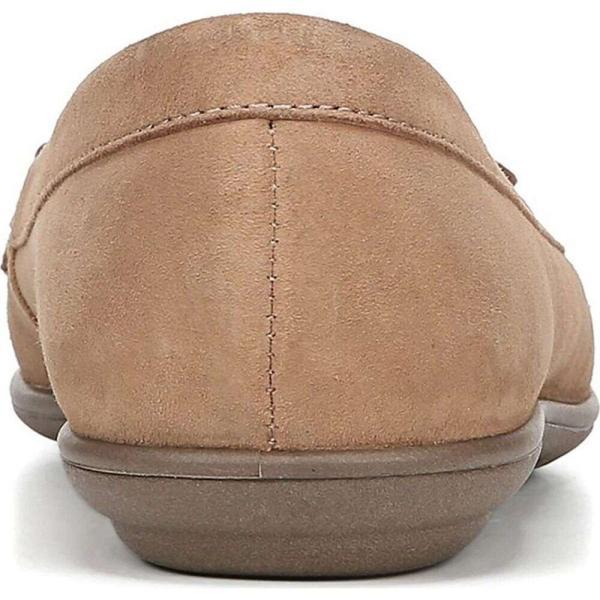 ナチュラライザー Naturalizer レディース スリッポン・フラット シューズ・靴 Ainsley Slip-on Loafers Cookie Dough