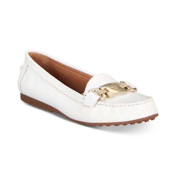 ケイト スペード kate spade new york レディース スリッポン・フラット シューズ・靴 Carson Flats Off White