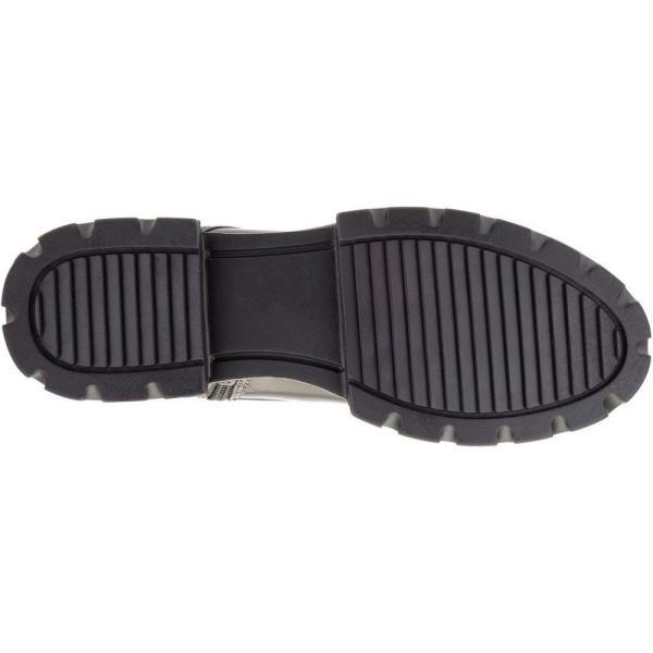 オリビアミラー Olivia Miller レディース ブーツ コンバットブーツ シューズ・靴 'Exhale' High Shine Combat Boots Pewter|fermart-shoes|06