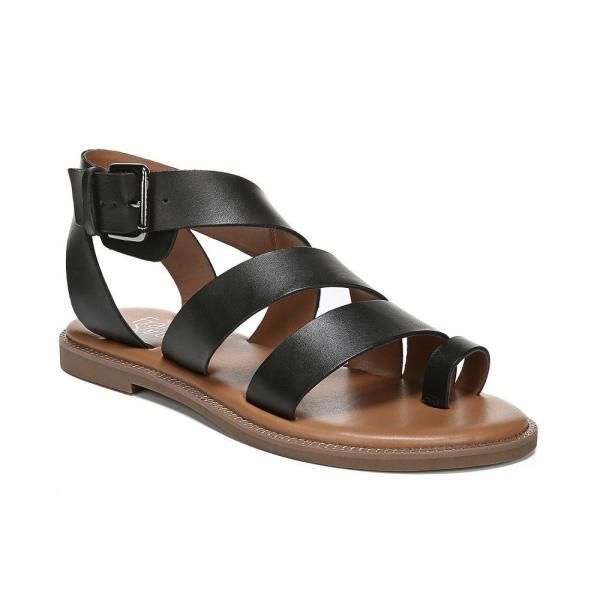 フランコサルト Franco Sarto レディース サンダル・ミュール シューズ・靴 Kehlani Strappy Sandals Black