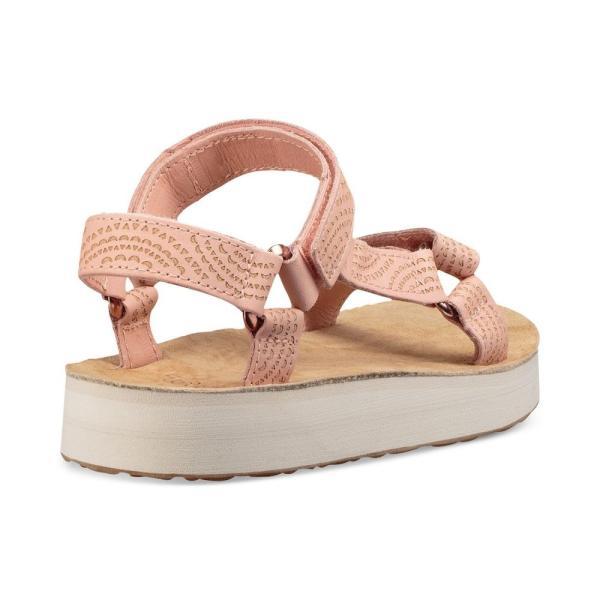 テバ Teva レディース サンダル・ミュール シューズ・靴 Midform Universal Geometric Sandals Tropical Peach fermart-shoes 03