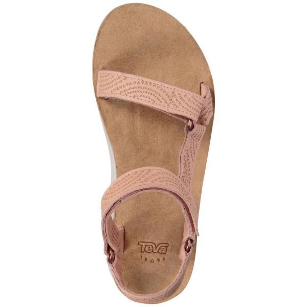 テバ Teva レディース サンダル・ミュール シューズ・靴 Midform Universal Geometric Sandals Tropical Peach fermart-shoes 04