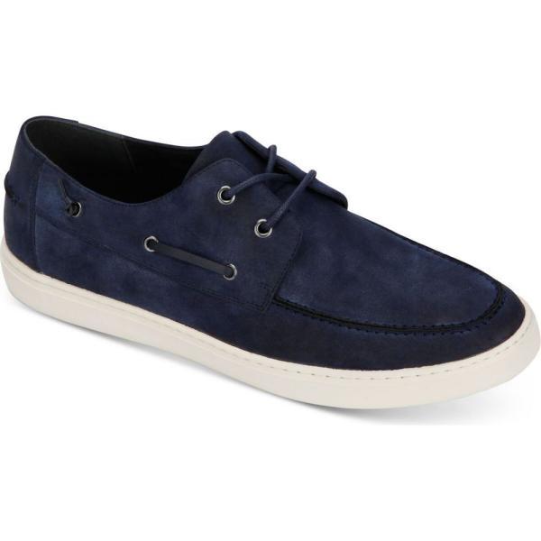 ケネス コール Kenneth Cole Reaction メンズ デッキシューズ シューズ・靴 Indy Boat Shoes Navy