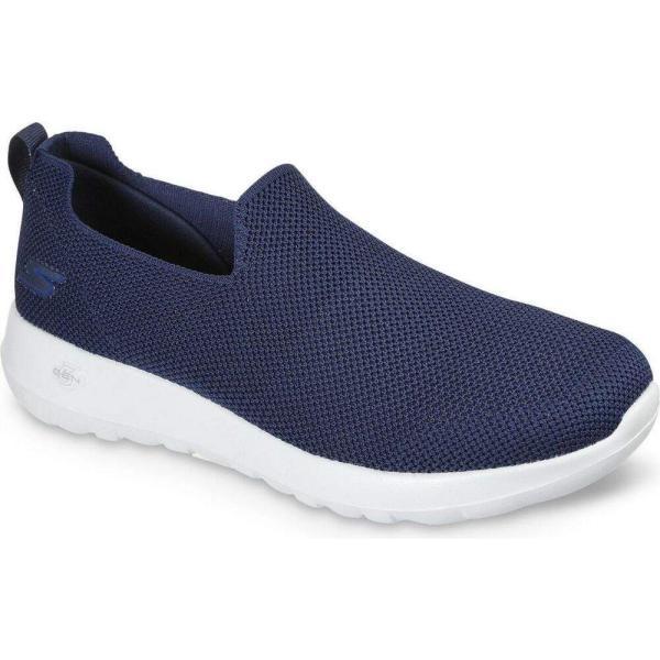 スケッチャーズ Skechers メンズ ランニング・ウォーキング スニーカー スリッポン シューズ・靴 GOwalk Max Slip-On Walking Sneakers from Finish Line Navy