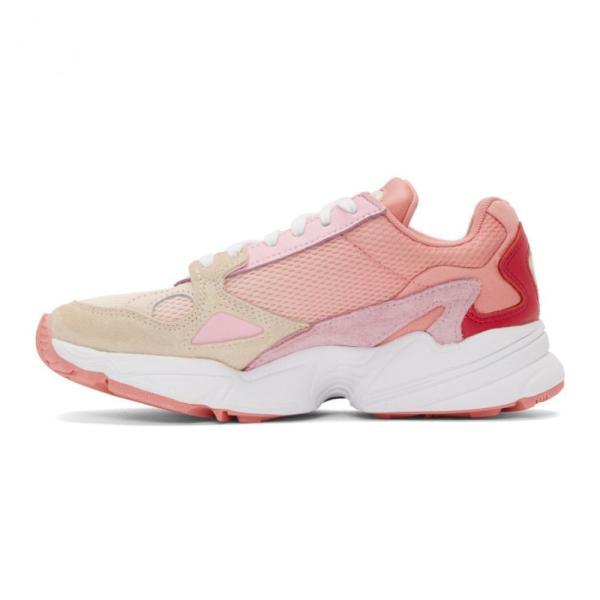 アディダス adidas Originals レディース スニーカー シューズ・靴 Pink Falcon Sneakers