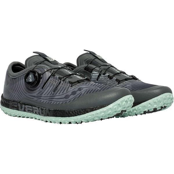サッカニー Saucony レディース ランニング・ウォーキング シューズ・靴 Switchback ISO Shoe Grey/Mint