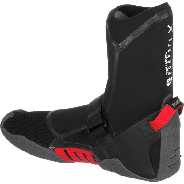 ビラボン メンズ シューズ・靴 サーフィン 3mm Furnace Carbon Ultra Split Toe Boots Black|fermart-shoes|02