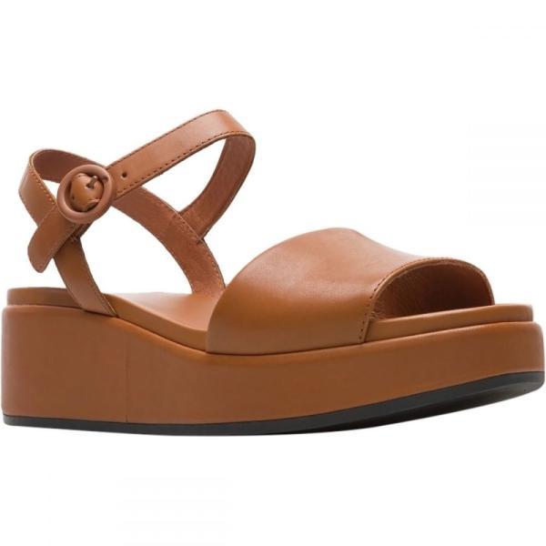 カンペール Camper レディース サンダル・ミュール シューズ・靴 Misia Sandal Medium Brown