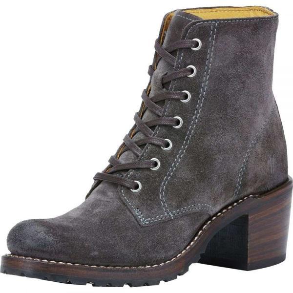 69c9d856f7e9a1 フライ レディース ブーツ シューズ・靴 Sabrina 6G Lace Up Boot Charcoal