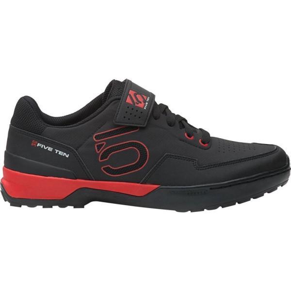 ファイブテン Five Ten メンズ シューズ・靴 自転車 Kestrel Lace - Up Cycling Shoes Carbon/Black/Red|fermart-shoes