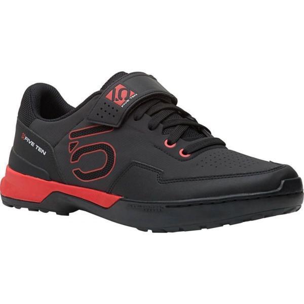 ファイブテン Five Ten メンズ シューズ・靴 自転車 Kestrel Lace - Up Cycling Shoes Carbon/Black/Red|fermart-shoes|02