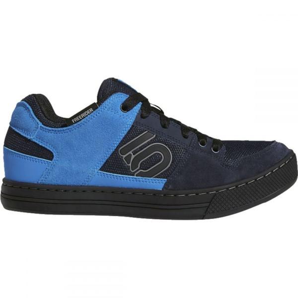 ファイブテン Five Ten メンズ シューズ・靴 自転車 Freerider Cycling Shoes Legend Ink/Black/Shock Blue|fermart-shoes