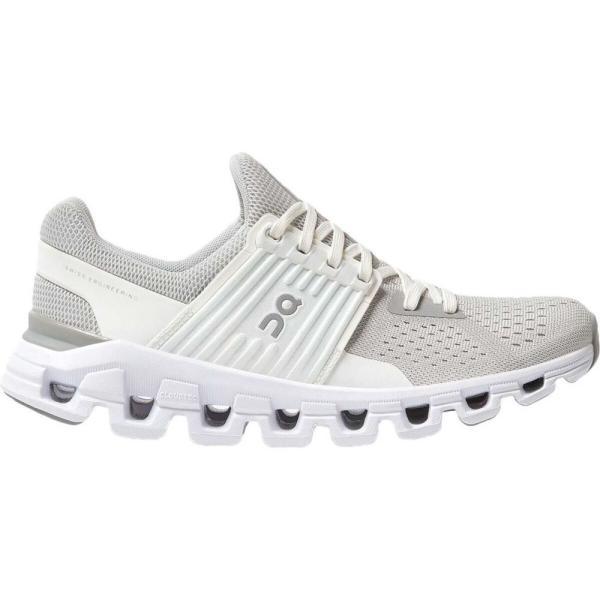 オン On レディース ランニング・ウォーキング シューズ・靴 Cloudswift Running Shoe Glacier/White