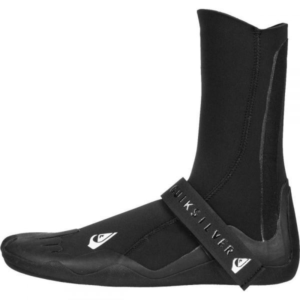 クイックシルバー メンズ シューズ・靴 サーフィン 3.0 Syncro Round Toe Boots Black|fermart-shoes|02