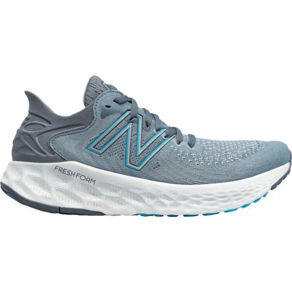 ニューバランス New Balance メンズ ランニング・ウォーキング シューズ・靴 Fresh Foam 1080 V11 Running Shoes Grey/Blue