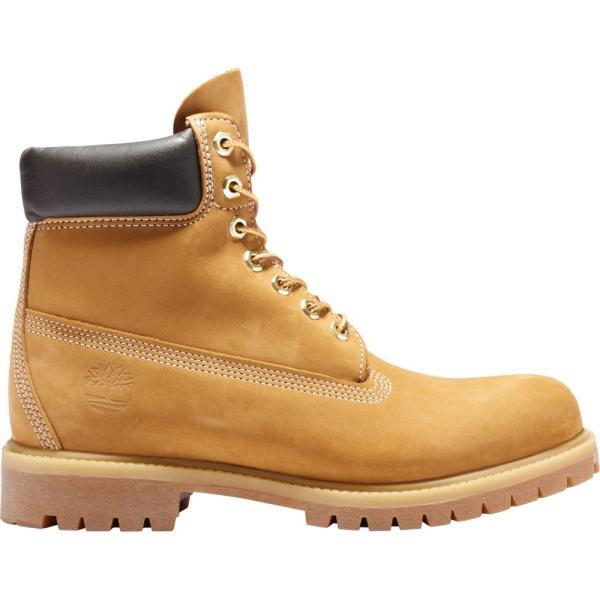 ティンバーランド Timberland メンズ ブーツ シューズ・靴 6'' Premium 400g Waterproof Boots Wheat