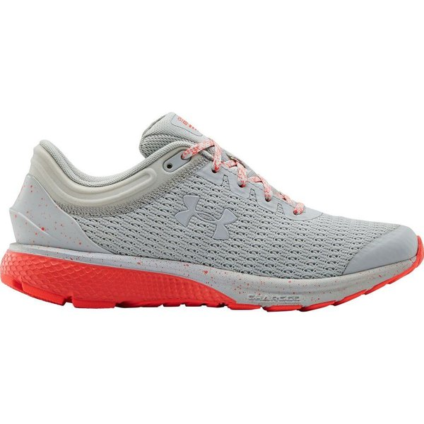 アンダーアーマー Under Armour レディース ランニング・ウォーキング シューズ・靴 Charged Escape 3 Running Shoes Grey