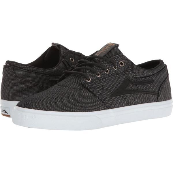 ラカイ メンズ スニーカー シューズ・靴 Griffin Black Textile|fermart-shoes