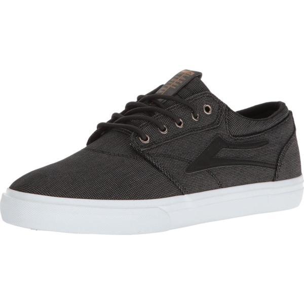 ラカイ メンズ スニーカー シューズ・靴 Griffin Black Textile|fermart-shoes|02