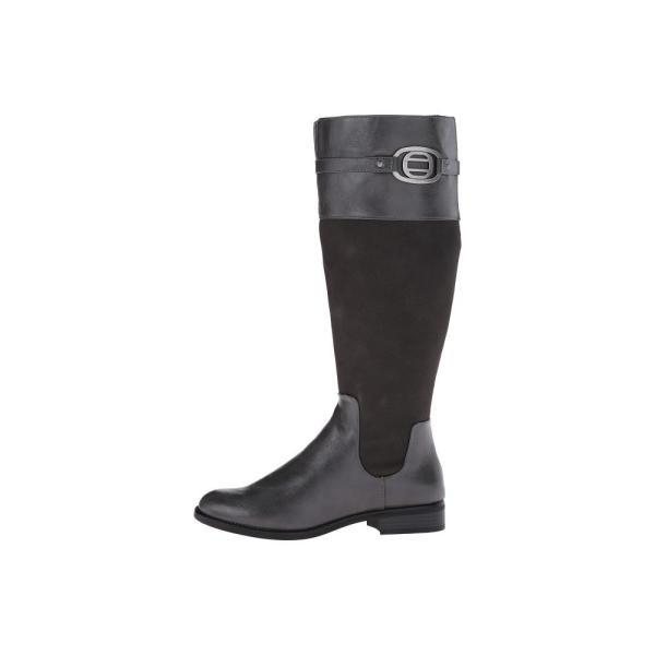 ライフストライド LifeStride レディース ブーツ シューズ・靴 Ravish Wide Calf Dark Grey