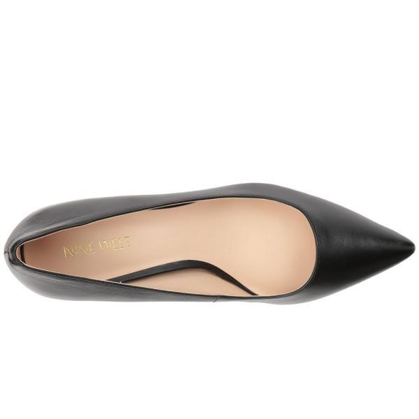ナインウェスト レディース パンプス シューズ・靴 Ike Black Leather 1