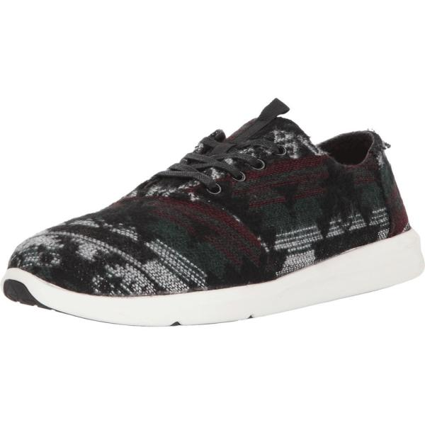 トムズ メンズ スニーカー シューズ・靴 Del Rey Forest Tribal Wool fermart-shoes 02