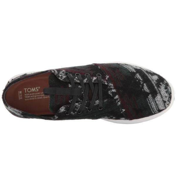 トムズ メンズ スニーカー シューズ・靴 Del Rey Forest Tribal Wool fermart-shoes 03