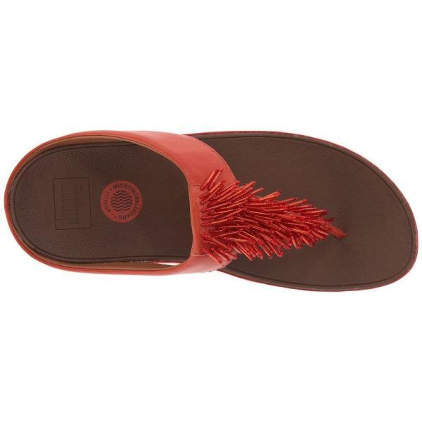 フィットフロップ FitFlop レディース ビーチサンダル シューズ・靴 Cha Cha Flame